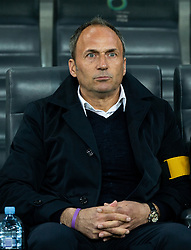 Darko Milanic, head coach of Maribor during Football match between NK Olimpija and NK Maribor in 23rd Round of Prva liga Telekom Slovenije 2018/19 on March 16, 2019, in SRC Stozice, Ljubljana, Slovenia. Photo by Vid Ponikvar / Sportida