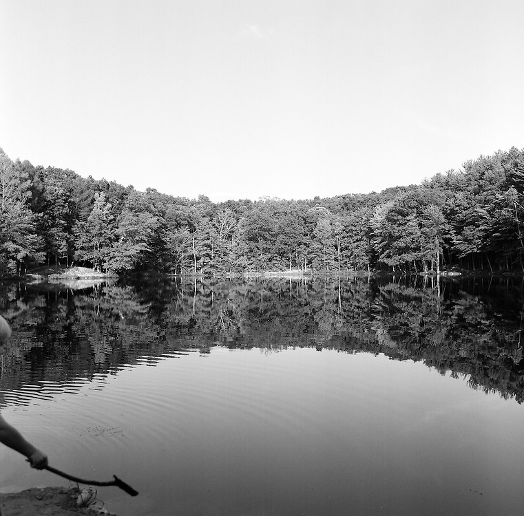 Upstate New York Pond