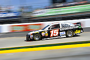 May 5-7, 2013 - Martinsville NASCAR Sprint Cup. Clint Bowyer, Toyota <br /> Image © Getty Images. Not available for license.