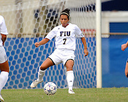 FIU Women's Soccer vs South Alabama (Oct 2 2011)