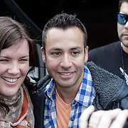 NLD/Amsterdam/20120501 - Backstreet Boys in Amsterdam, Howie D., Howie Dorough