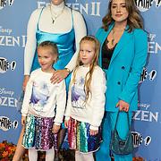 NLD/Amsterdam/20191116 - Filmpremiere Frozen II, Pleun Bierboom