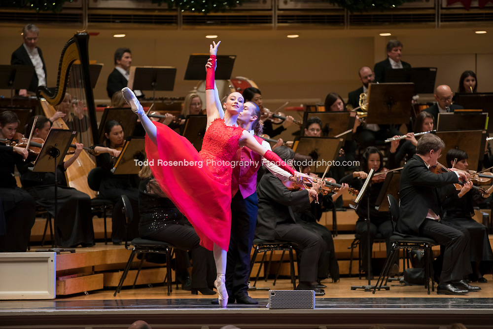 12/30/17 2:46:43 PM -- Chicago, IL, USA<br /> Attila Glatz Concert Productions' &quot;A Salute to Vienna&quot; at Orchestra Hall in Symphony Center. Featuring the Chicago Philharmonic <br /> <br /> &copy; Todd Rosenberg Photography 2017