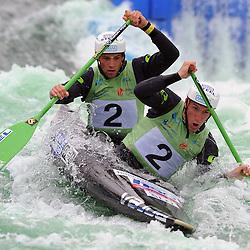 2013 Canoe Slalom World Cup Series | Cardiff | 23 June 2013