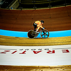 WILD Kirsten ( NED ) – Team Netherlands – Ceratizit Group Promotion - Querformat - quer - horizontal - Landscape - Event/Veranstaltung: UCI Track Cycling World Championships 2020 – Track Cycling - World Championships - Berlin - Category/Kategorie: Cycling - Track Cycling – World Championships - Elite ... - Location/Ort: Europe – Germany - Berlin - Velodrom Berlin - Discipline: ... - Distance: ... m - Date/Datum: 24.02.2020 – Monday – Photographer: © Arne Mill - frontalvision.com26-02-2020: Wielrennen: WK Baan: Berlijn26-02-2020: Wielrennen: WK Baan: Berlijn<br /> <br /> Berlijn is het middelpunt van de wereld voor het WK Baan26-02-2020: Wielrennen: WK Baan: Berlijn<br /> <br /> Kirsten Wild26-02-2020: Wielrennen: WK Baan: Berlijn<br /> <br /> Kirsten Wild