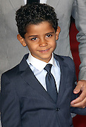 November 9, 2015 - Cristiano Ronaldo Jr attending The World Premiere of 'Ronaldo' at Vue West End, Leicester Square in London, UK.<br /> ©Exclusivepix Media