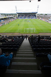 Stark's Park, home to Raith Rovers FC since 1891..Raith Rovers 1 v 0 Falkirk, 6th August 2011..©Pic : Michael Schofield.