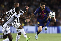 Barcellona 12/09/2017 Stadio Camp Nou Football Uefa Champions League 2017/2018 Barcellona-Juventus Foto Image Sport/Insidefoto Lionel Messi