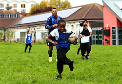 Bristol Sport and Bristol Energy launch their partnership at Millpond School - Mandatory by-line: Robbie Stephenson/JMP - 09/10/2017 - SPORT - Millpond School - Bristol, England - Bristol Sport and Bristol Energy Partnership Launch