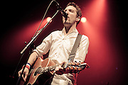 Frank Turner performing at the Rockhal Luxembourg, Europe on April 4, 2012