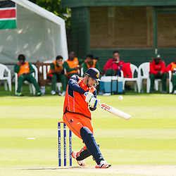 Kenya v the Netherlands | T20 qualifiers Edinburgh | 18 July 2015