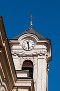 St. Ulrichs Church (Sankt Ulrichs) bell tower , 7th district Vienna, Austria