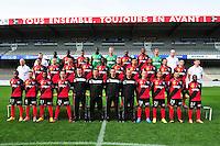 Equipe Guingamp - 16.09.2014 - Photo officielle Guingamp - Ligue 1 2014/2015<br /> Photo : Philippe Le Brech / Icon Sport