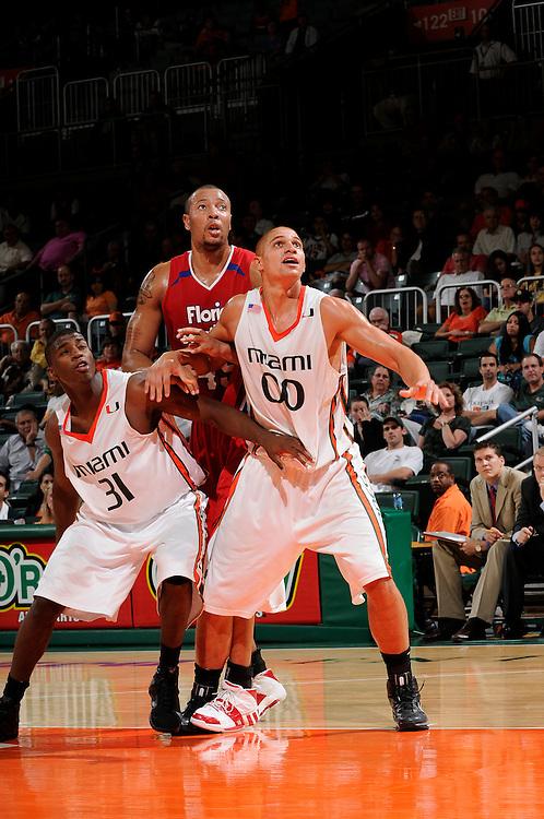 2009 Miami Hurricanes Men's Basketball vs Florida Southern