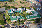 John Burns School of Medicine, Kakaako, Downtown, Honolulu, Oahu, Hawaii
