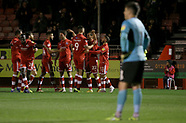 Crawley Town v Exeter City 23/10/2018