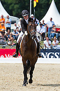 Jeanna Hogberg - Cilantro 2<br /> FEI World Breeding Dressage Championships for Young Horses 2012<br /> © DigiShots