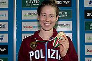 PIROZZI Stefania Fiamme Oro <br /> 200 stile libero donne<br /> Riccione 11-04-2018 Stadio del Nuoto <br /> Nuoto campionato italiano assoluto 2018<br /> Photo © Andrea Staccioli/Deepbluemedia/Insidefoto