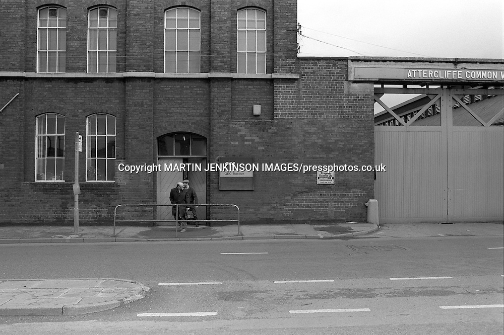GEC Traction, Attercliffe Common Works Sheffield.