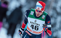 27.11.2016, Nordic Arena, Ruka, FIN, FIS Weltcup Langlauf, Nordic Opening, Kuusamo, Herren, im Bild Finn Haagen Krogh (NOR) // Finn Haagen Krogh of Norway during the Mens FIS Cross Country World Cup of the Nordic Opening at the Nordic Arena in Ruka, Finland on 2016/11/27. EXPA Pictures © 2016, PhotoCredit: EXPA/ JFK