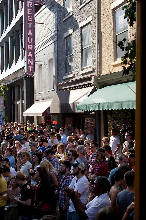 Martin Street, Hopscotch Music Festival, Raleigh, N.C., September 8, 2012