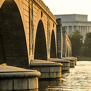 Arlington Memorial Bridge / Washington DC