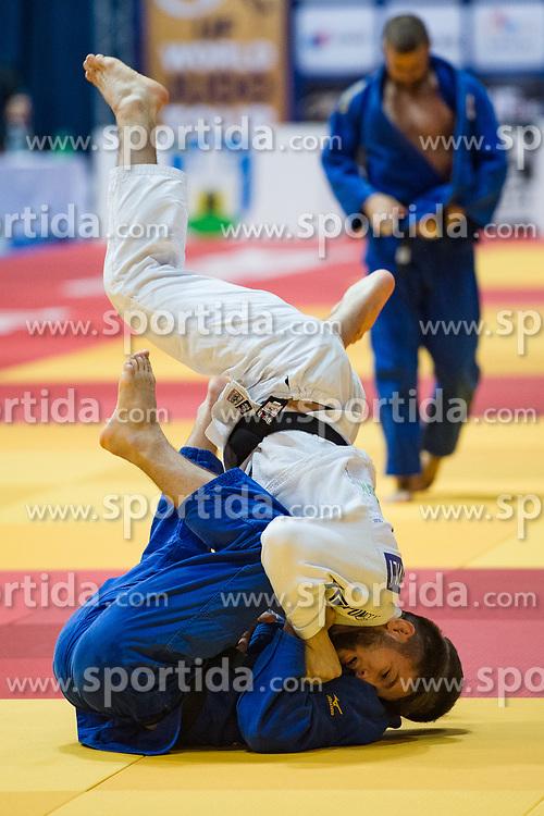 BORBASHVILI Shamil of Austria competes in the elimination round on July 27, 2019 at the IJF World Tour, Zagreb Grand Prix 2019, in Dom Sportova, Zagreb, Croatia. Photo by SPS / Sportida