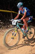 Nadia De Negri at the UCI World Mountain Bike Championships, Cairns, Australia, 1996