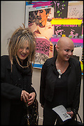 ELIZABETH EMANUEL; GAIL PORTER, Stuart Semple: Anxiety Generation. Delahunty Fine Art. Bruton St. London. 12 November 2014
