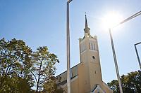 Church in Tallinn, Estonia