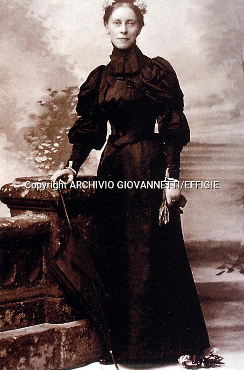 KINGSLEY MARY<br />ARCHIVIO GIOVANNETTI/EFFIGIE