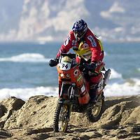 Motors Dakar 2005