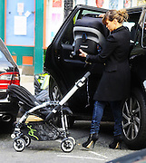 17.MARCH.2011. LONDON<br /> <br /> RACHEL STEVENS OUT AND ABOUT IN PRIMROSE HILL, LONDON<br /> <br /> BYLINE: EDBIMAGEARCHIVE.COM<br /> <br /> *THIS IMAGE IS STRICTLY FOR UK NEWSPAPERS AND MAGAZINES ONLY*<br /> *FOR WORLD WIDE SALES AND WEB USE PLEASE CONTACT EDBIMAGEARCHIVE - 0208 954 5968*