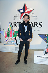 MATTHEW WILLIAMSON at the Polo Jeans Co. hosted Art Stars Auction in support of the Teenage Cancer Trust held at Phillips de Pury & Co, Howick Place, London on 6th December 2010.