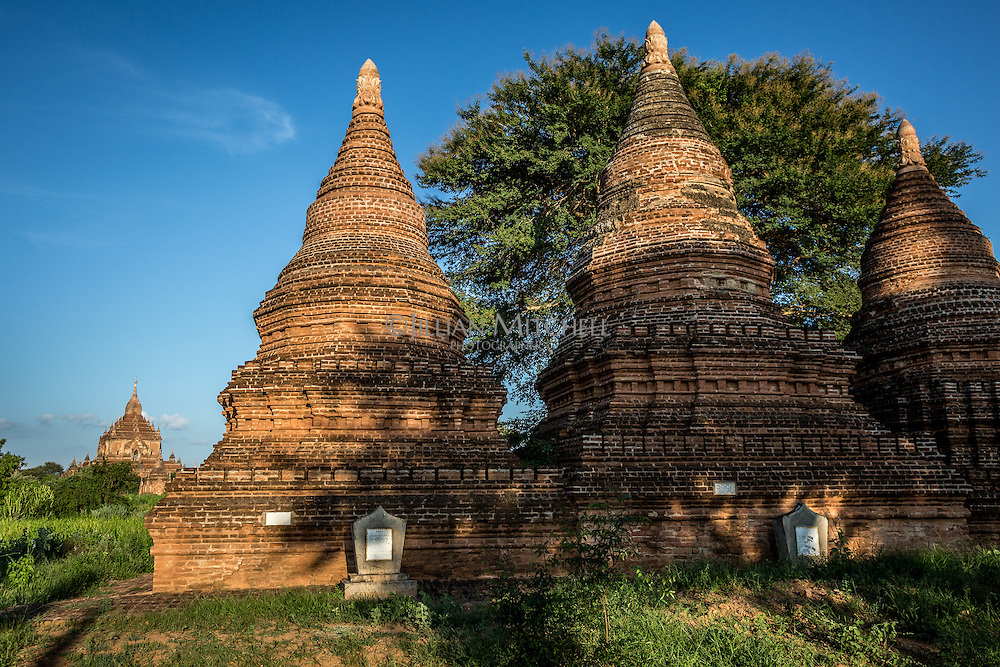 Thousands of pagodas and shrines make up this stunning  architectural World Heritage area.