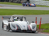 #2 Chris PREEN Radical SR3 RSX  during Aim Technologies Bikesports Championship as part of the 750 Motor Club at Oulton Park, Little Budworth, Cheshire, United Kingdom. April 14 2018. World Copyright Peter Taylor/PSP.