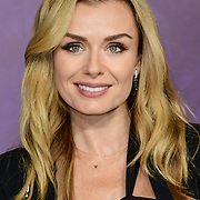 Katherine Jenkins attend European Premiere of Frozen 2 on 17 November 2019, BFI Southbank, London, UK.