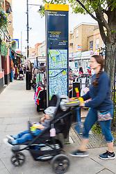 Ramblers UK Box and Three Mills area, East London . London, May 16 2019.