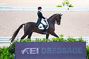 Kristy Oatley - Du Soleil<br /> FEI World Equestrian Games Tryon 2018<br /> © DigiShots