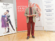 National Dance Awards.Announcement of Nominations.9th November 2012 .at The Place, London, Great Britain ... Peter Cargin.Critics' Circle ..Photograph by Elliott Franks..Tel 07802 537 220 .elliott@elliottfranks.com..2012©Elliott Franks.Agency space rates apply