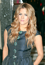© Licensed to London News Pictures. 26/03/2014, UK. Caroline Flack, I Can't Sing! The X Factor Musical - press night, London Palladium, London UK, 26 March 2014. Photo credit : Richard Goldschmidt/Piqtured/LNP