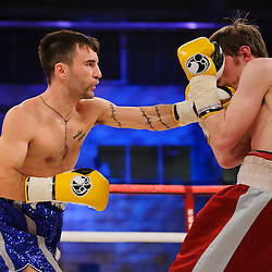 Lee Haskins vs Luke Wilton