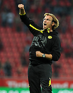 Fussball Bundesliga 2011/12: Bayer 04 Leverkusen - Borussia Dortmund