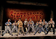 The Scottsboro Boys.Directed and Choreographed by Susan Stroman.Credit photo: Paul Kolnik.©2010 Paul Kolnik nyc.paul@paulkolnik.com.212-362-7778