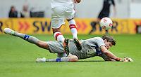 FUSSBALL   1. BUNDESLIGA  SAISON 2012/2013   3. Spieltag  15.09.2012 VfB Stuttgart - Fortuna Duesseldorf     Torwart Fabian Giefer (Boden, Duesseldorf)