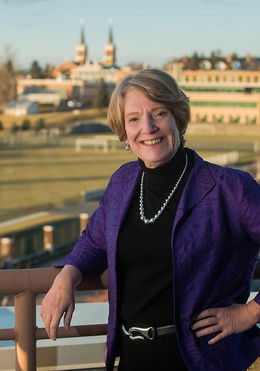 Jane Korn - Dean of Law School