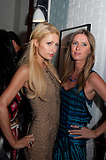 PARIS HILTON; NICKY HILTON,;  Dom PŽrignon with Alex Dellal, Stavros Niarchos, and Vito Schnabel celebrate Dom PŽrignon Luminous. W Hotel Miami Beach. Opening of Miami Art Basel 2011, Miami Beach. 1 December 2011. .<br /> PARIS HILTON; NICKY HILTON,;  Dom Pérignon with Alex Dellal, Stavros Niarchos, and Vito Schnabel celebrate Dom Pérignon Luminous. W Hotel Miami Beach. Opening of Miami Art Basel 2011, Miami Beach. 1 December 2011. .