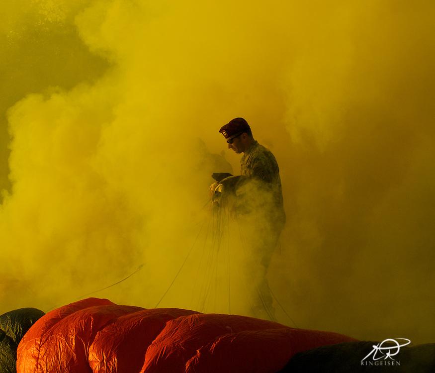 Dropzone Smoke