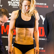 NLD/Amsterdam20160624 - Glory 31 / Weigh in, Irina Mazepa