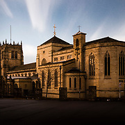 Bradford Cathedral, images for Photographer in Residence project 2015.